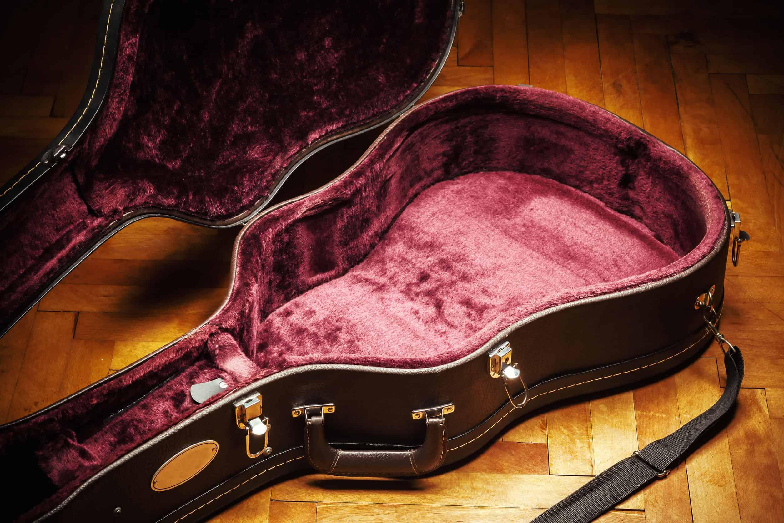 Gitarrentasche: Test & Empfehlungen (07/21)