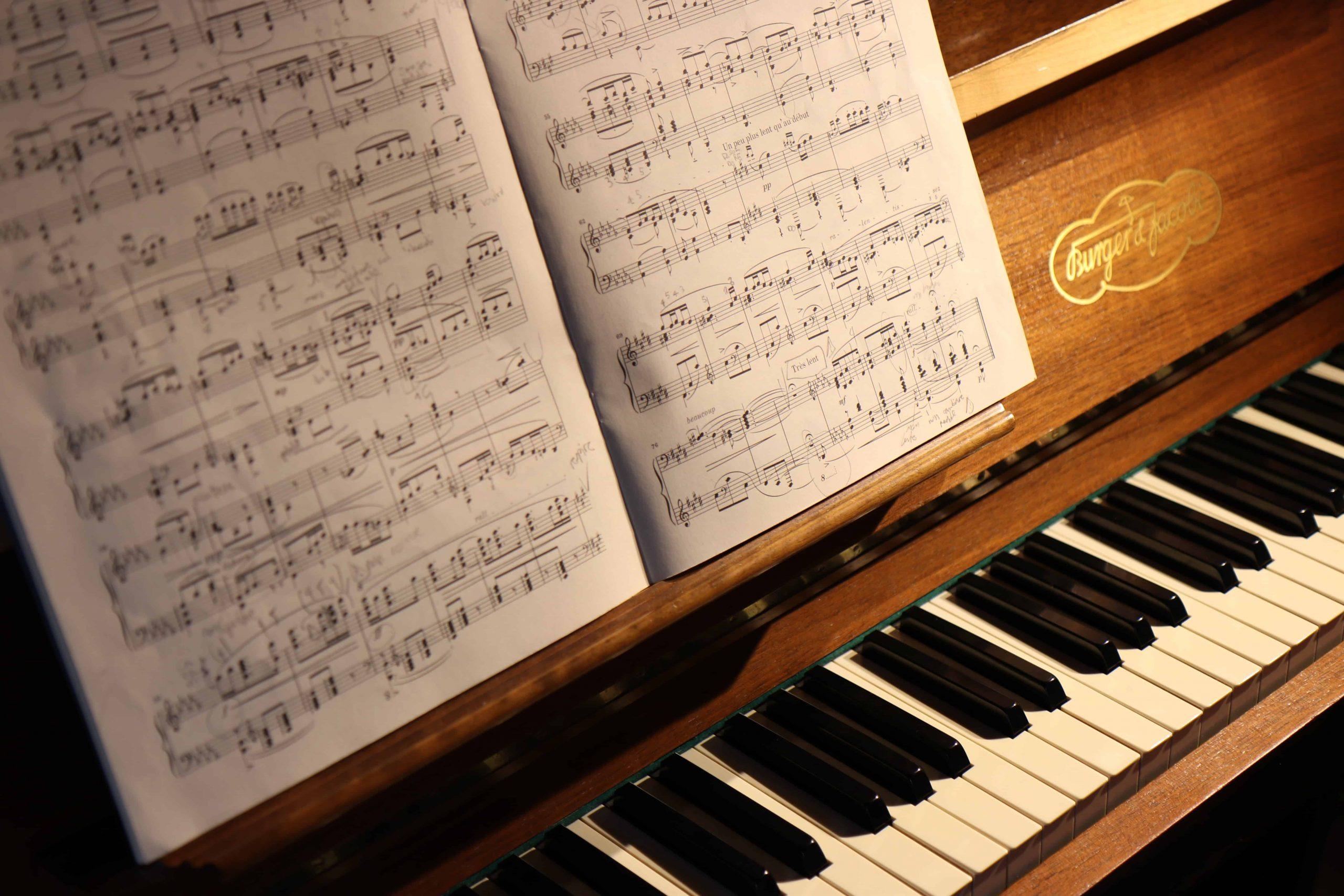 Keyboard-Noten: Test & Empfehlungen (01/21)